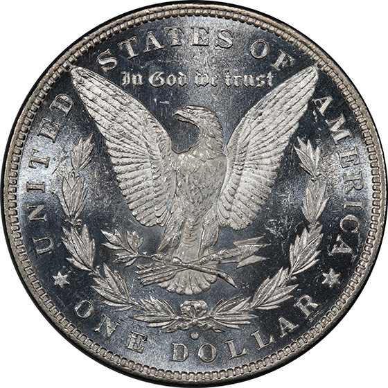 Picture of 1880-O MORGAN S$1 MS65 Proof Like