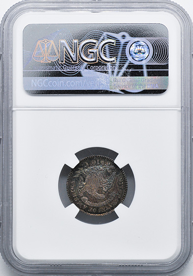 Picture of 1825 CAPPED BUST 10C PR65