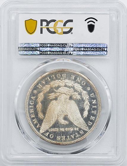 Picture of 1879-CC MORGAN S$1 MS64 DMPL
