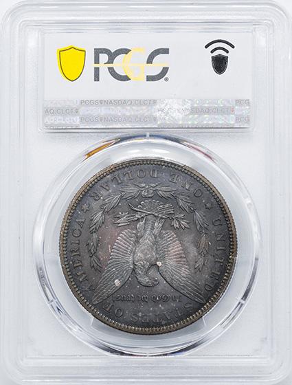 Picture of 1890 MORGAN S$1 PR67