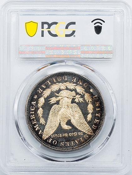 Picture of 1895 MORGAN S$1 PR64 Cameo