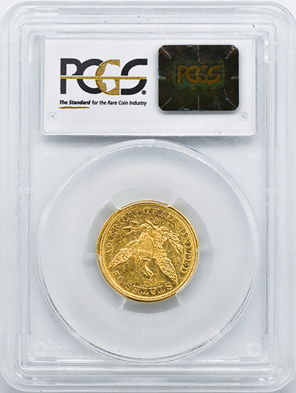 Picture of 1855-C LIBERTY $5 MS61