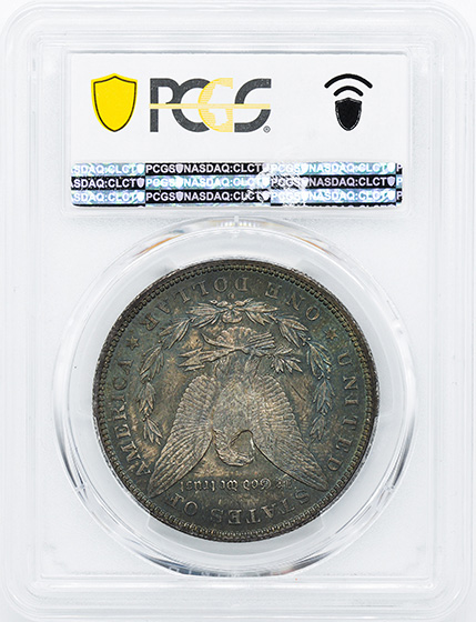 Picture of 1895-O MORGAN S$1 MS65