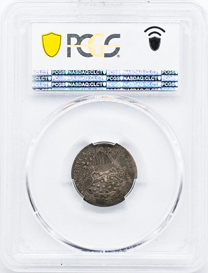 Picture of 1804 DRAPED BUST 10C, 14 STARS REVERSE VF35