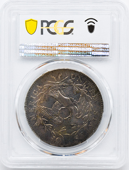 Picture of 1794 FLOWING HAIR $1 XF40