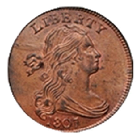 Picture for category Draped Bust Cents