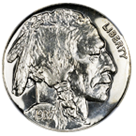 Picture for category Buffalo Nickels