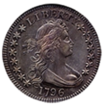 Picture for category Draped Bust Quarters