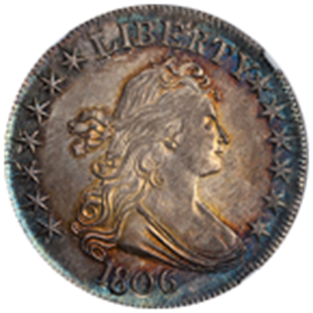 Picture for category Draped Bust Half Dollars
