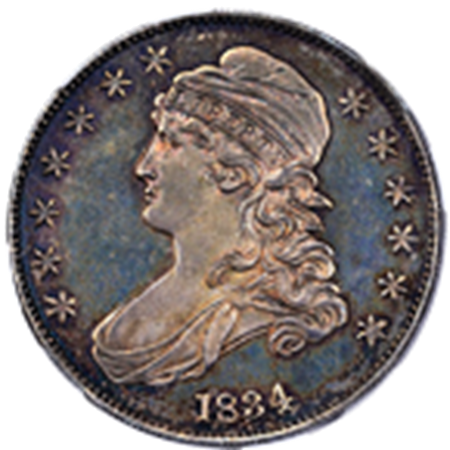 Picture for category Capped Bust Half Dollars