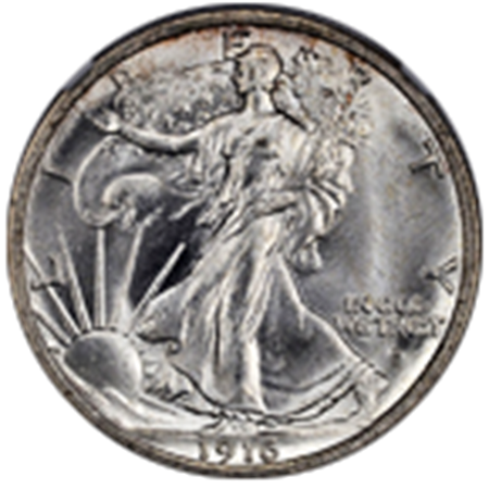 Picture for category Walking Liberty Half Dollars